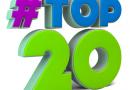 YouTube Top 20 – Κάθε Πέμπτη στις 22:00….εδώ!!!